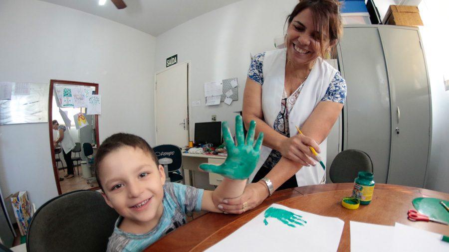 Pestalozzi Sumaré – Foco no Autismo – Pedagogia