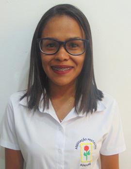Keren Caroline do Nascimento Santana