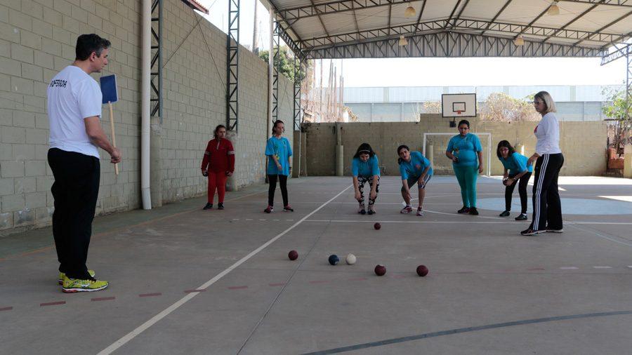 Pestalozzi Sumaré – Mãos Inclusivas – Educação Física